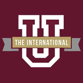 TAMIU school logo