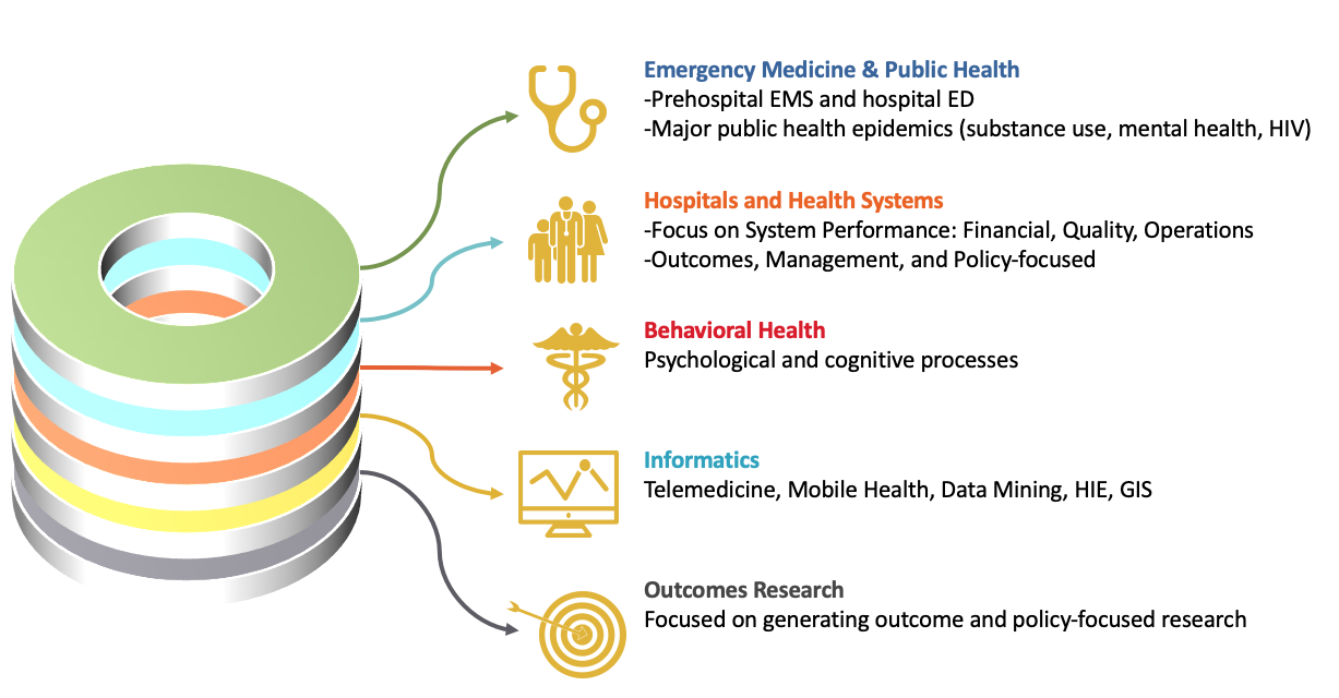 Research Niche of Center for Health Systems Analytics