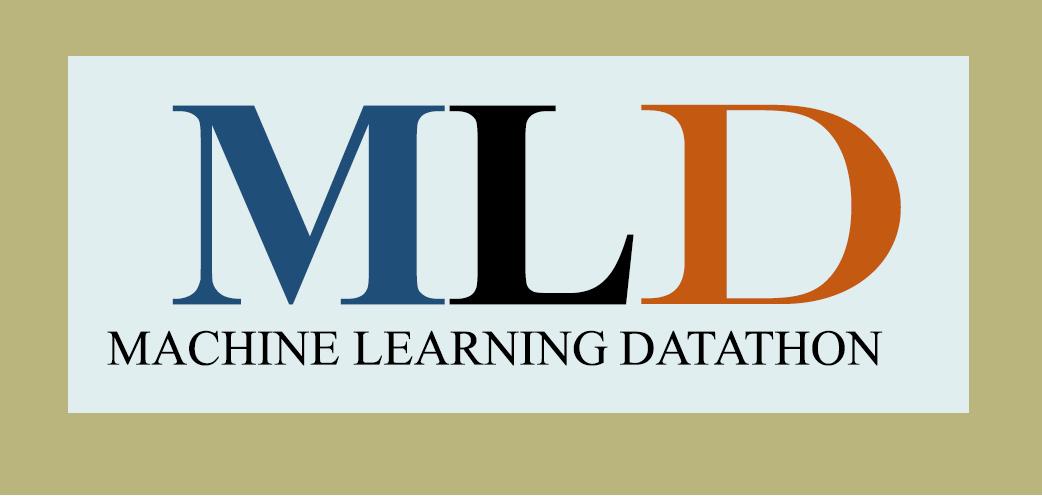 machine learning hackathon logo