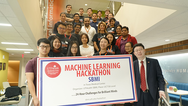 Participates at the SBMI Machine Learning Hackathon 2020