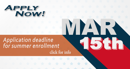 Summer Enrollment Deadline