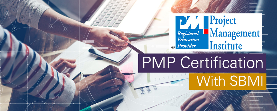 Project Management Institute PMP Certficiation with SBMI