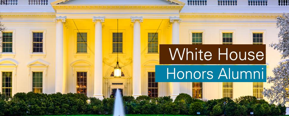 White House honors SBMI alumni