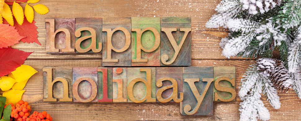 Happy Holidays from the SBMI Community