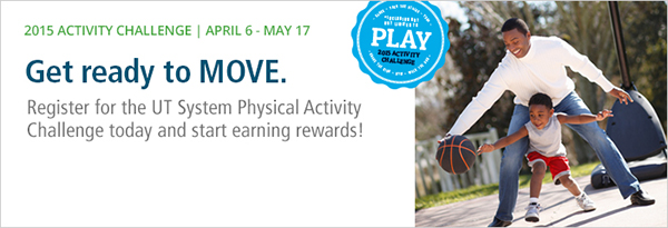 UTHealth Physical Activity Challenge