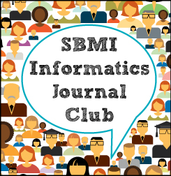 SBMI Informatics Journal Club