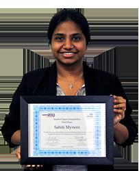 Sahiti Awarded